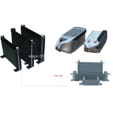 China supplier OEM for Auto Transmission Coolers Engine oil cooler for AUDI VW export to Panama Manufacturer